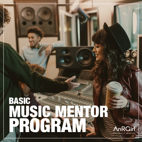 BAsic Music Mentor Program - AnR Girl