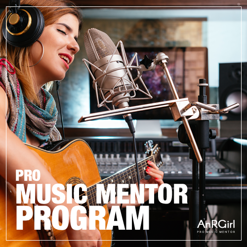 Pro Music Mentor Program - AnR Girl